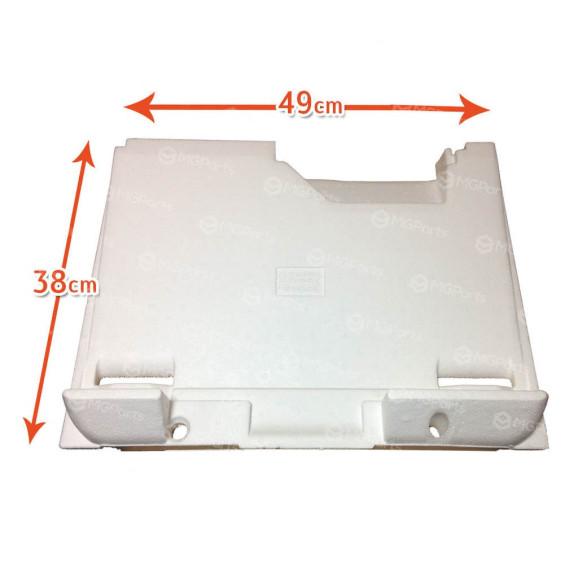 Medidas Isopor Evaporador Geladeiras Bosch e Continental Antigo - 641592
