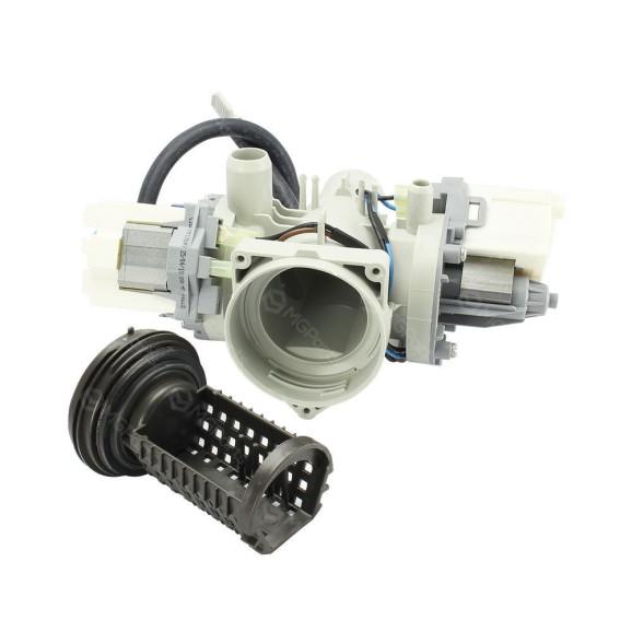 Kit Eletrobomba Drenagem e Reciclação Lava e Seca LG 127v