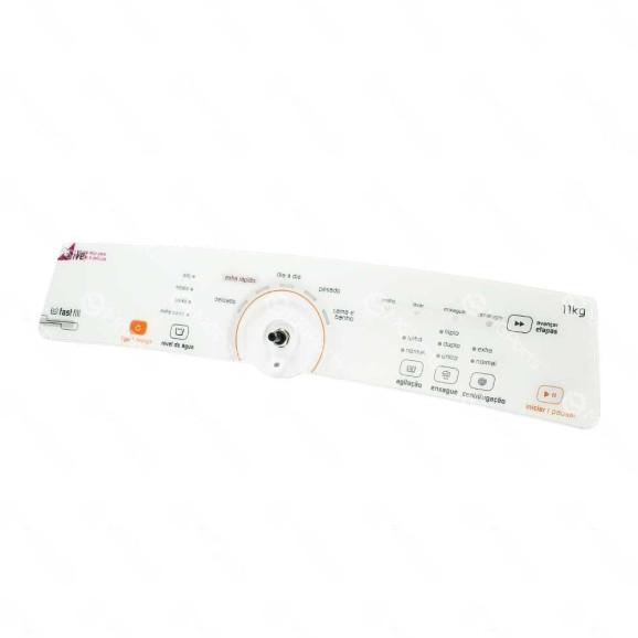 Placa Interface Lavadora de Roupa Brastemp Ative BWG11AB e BWU11AB W10463578 e W10467865
