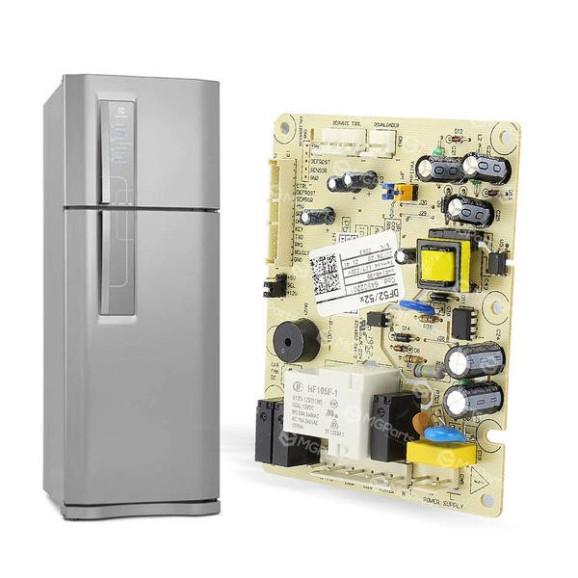 Placa Potência Geladeira Electrolux Df51 Df52 64502201