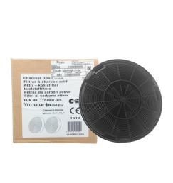 Filtro De Carvão Ativado das Coifas Brastemp BAI90A, BAI90B e BAI91A 326007016 - Original
