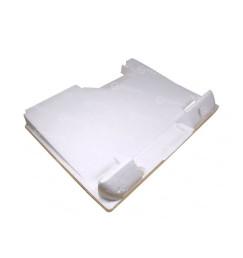 Traseira lateral Isopor Evaporador Geladeiras Bosch e Continental Antigo - 641592