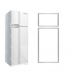 Borracha Gaxeta Refrigerador Geladeira Continental Rdv48