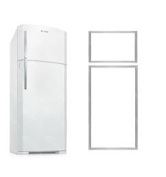 Jogo de Borrachas Geladeira Refrigerador KDV47