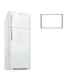 borracha gaxeta geladeira bosch continental KDN46 KDN47 KDN48 KDN49 KDN50